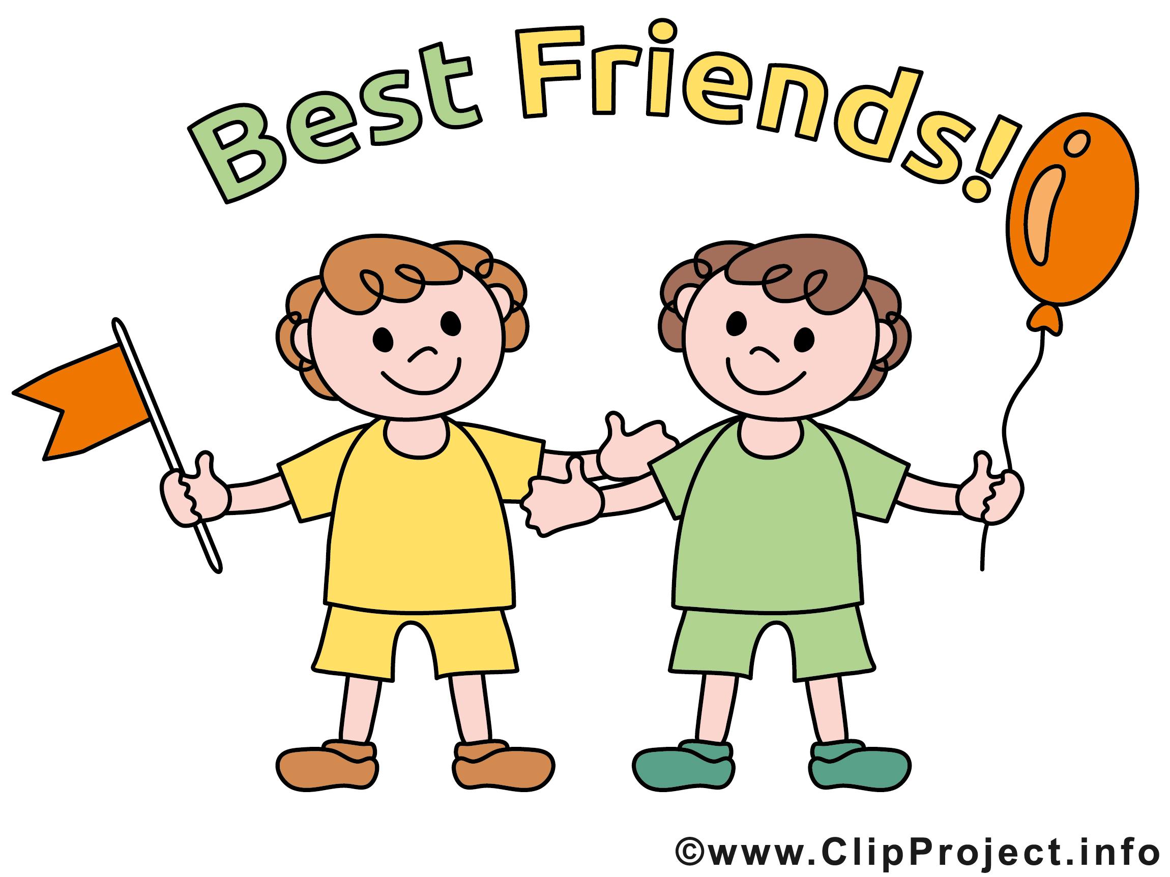 Gute freunde clipart clipart freeuse stock Beste Freunde Bilder, Cliparts, Cartoons, Grafiken, Illustrationen ... clipart freeuse stock