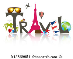 Gute heimreise clipart picture transparent download Reise Clip Art Vektor Grafiken. 388.068 reise EPS Clipart Vektor ... picture transparent download