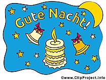 Gute nacht clipart picture freeuse Gute Nacht Bilder, Cliparts, Cartoons, Grafiken, Illustrationen ... picture freeuse