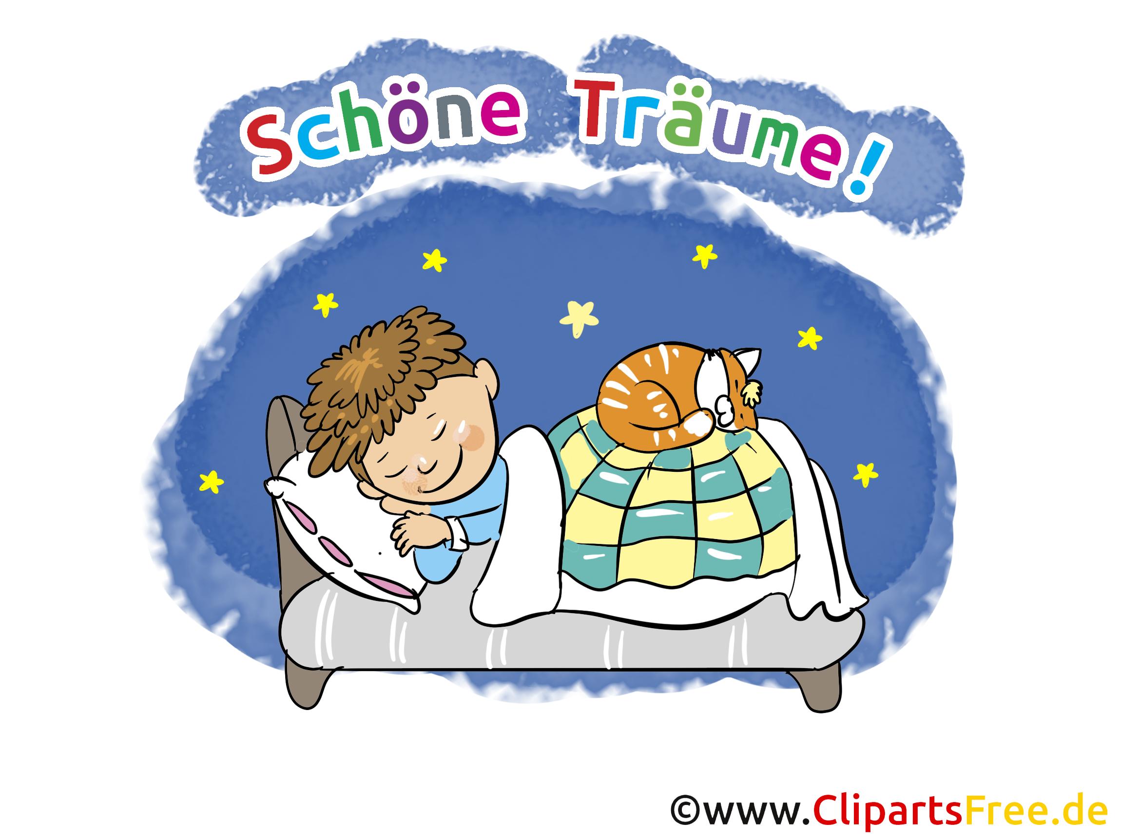 Gute nacht clipart bilder clip library download Gute Nacht und schöne Träume Karte, GB Bild, Cartoon gratis clip library download