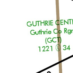 Guthrie couty fair in guthrie center ia clipart freeuse download GCT - Guthrie County Regional Airport   SkyVector freeuse download