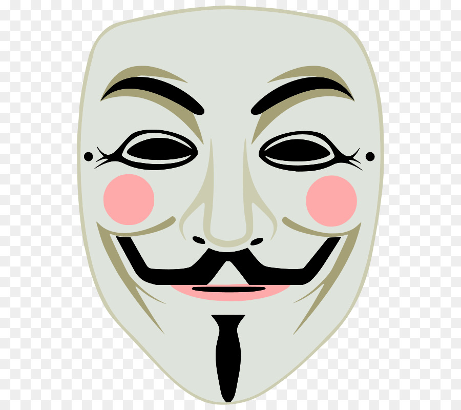 Guy fawkes clipart graphic black and white Halloween Mask Cartoon png download - 616*800 - Free Transparent Guy ... graphic black and white