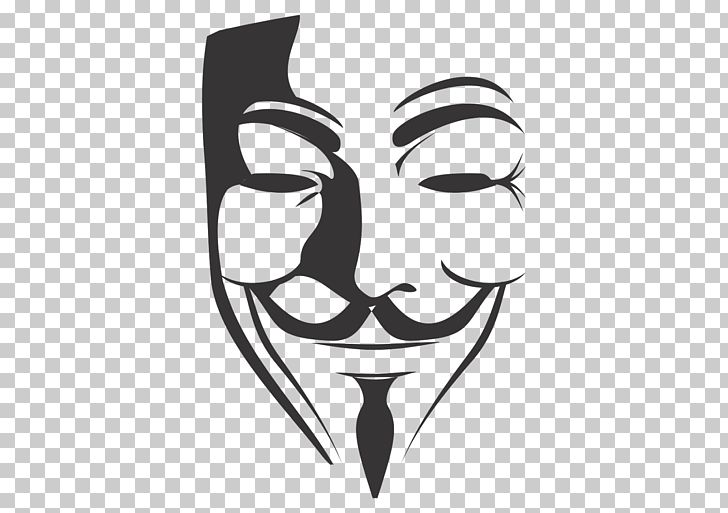 Guy fawkes mask clipart clip freeuse stock T-shirt Guy Fawkes Mask V Anonymous PNG, Clipart, Anonymous, Black ... clip freeuse stock