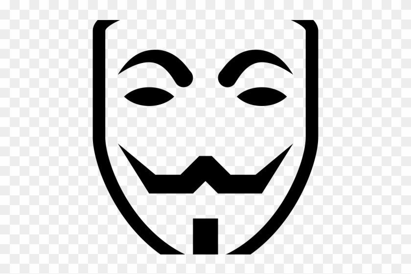 Guy fawkes mask clipart graphic library Hacker Clipart Guy Fawkes Mask - Anonymous Mask No Background, HD ... graphic library