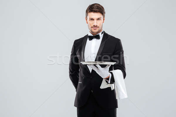 Guy in a tux holding a weed eater clipart clip art royalty free Yard work Stock Photos, Stock Images and Vectors | Stockfresh clip art royalty free
