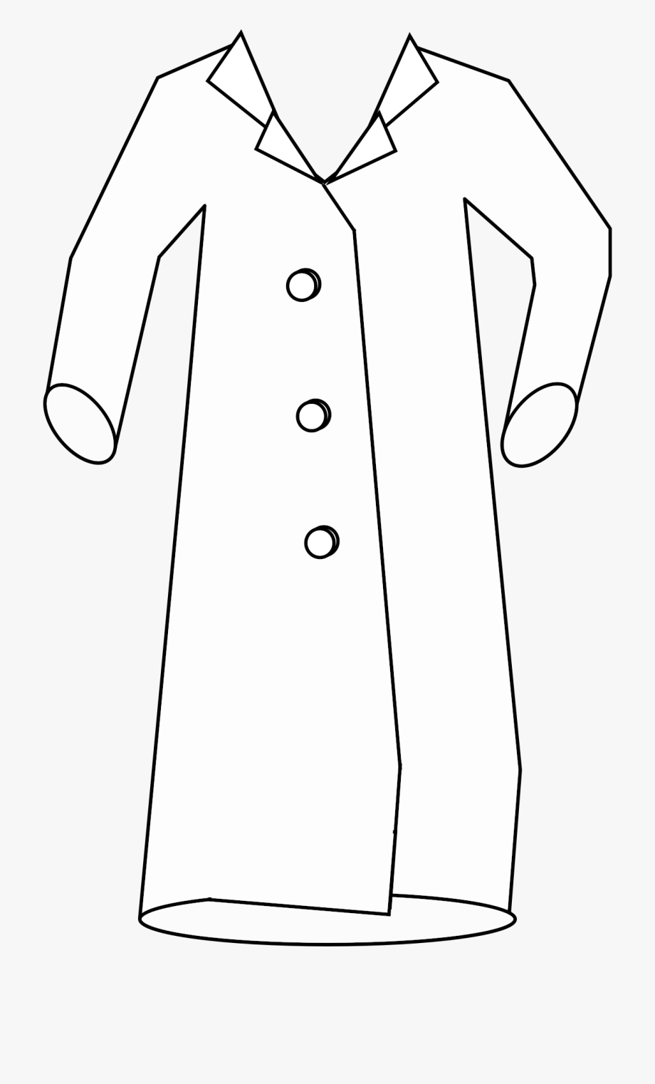 Guy in labcoat clipart jpg library library Pocket Clipart Lab Coat - Lab Coat Clipart Png, Cliparts & Cartoons ... jpg library library