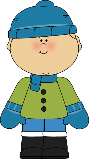 Guy in winter clothes clipart jpg library download Winter Clothes Cliparts - Cliparts Zone jpg library download