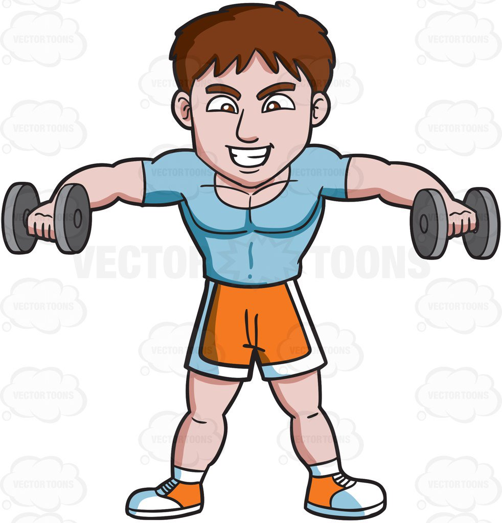 Guy lifting weights clipart svg free library Man lifting weights clipart 4 » Clipart Station svg free library