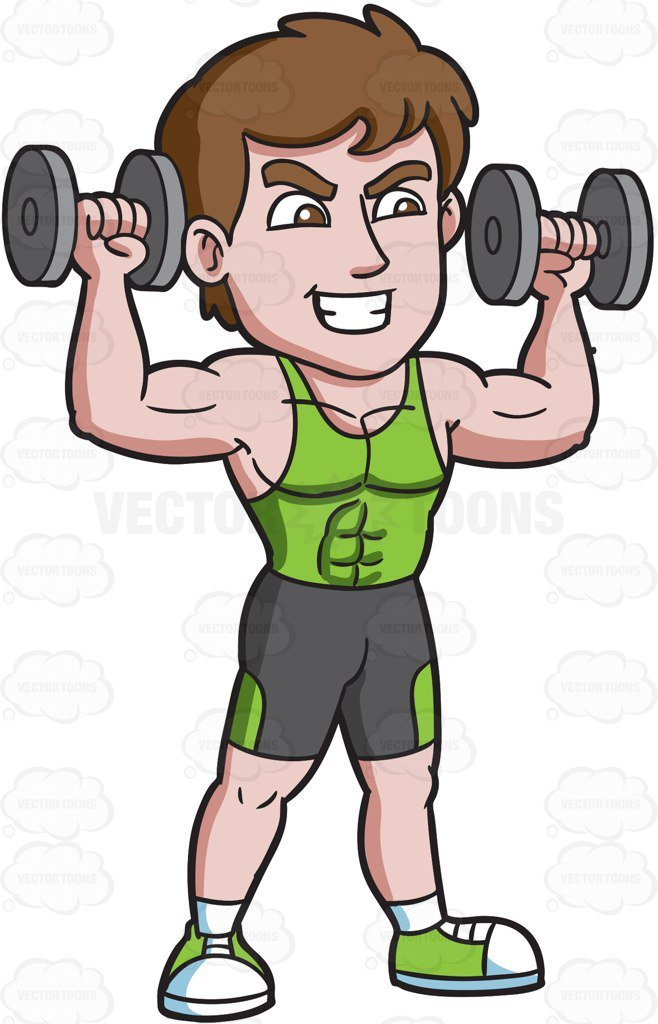 Guy lifting weights clipart black and white download Man lifting weights clipart 4 » Clipart Portal black and white download