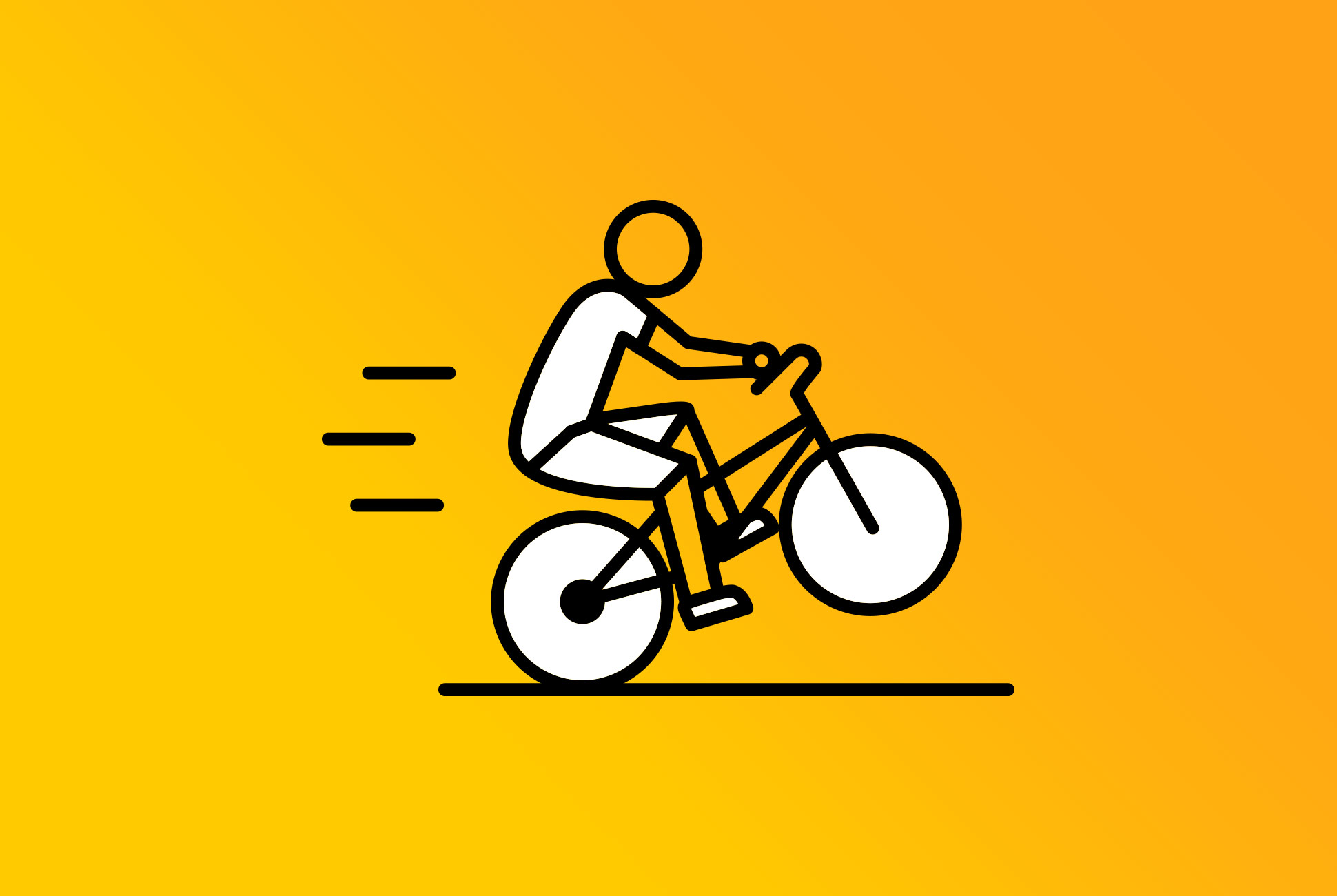 Guy on bike popping a wheelie clipart graphic transparent How to Wheelie on a Bicycle • Gear Patrol graphic transparent