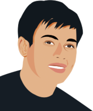 Guys with black hair and grey eyes clipart picture transparent download Man with black hair clipart images gallery for free download ... picture transparent download