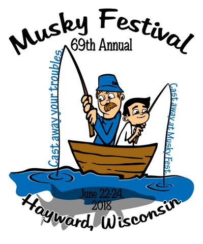 Gward clipart clip library download 69th Annual Musky Fest Weekend June 22-24th, 2018 – Lake Kids clip library download