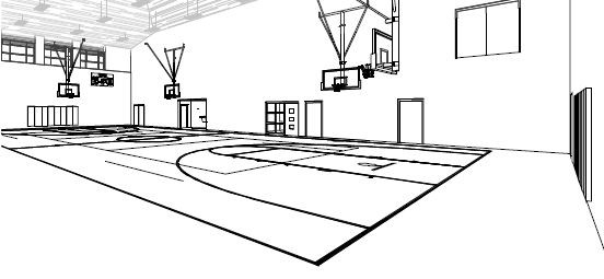 Gym class clipart black and white vector freeuse Gym Class Clipart Black And White - Clip A #393467 - Clipartimage.com vector freeuse