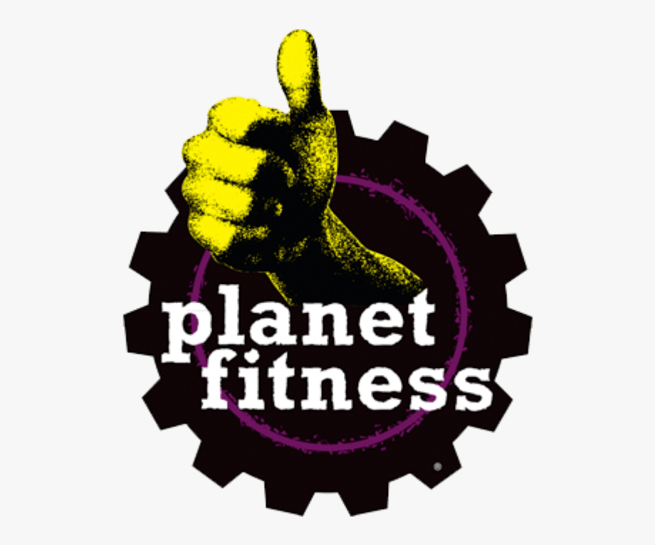 Gym logo design clipart png black and white library Planet Fitness 2018 Reviews - Planet Fitness Gym Logo #2322628 ... png black and white library