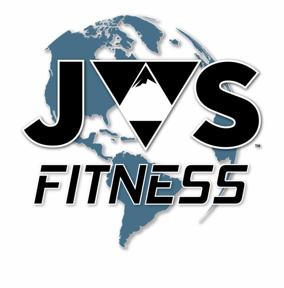 Gym logo design clipart clip transparent Jvs World Fitness - Graphic Design Free PNG Images & Clipart ... clip transparent
