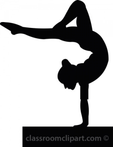 Gymnast outline clipart clip art royalty free gymnastics-silhouette-231x300.jpg | Clipart Panda - Free Clipart Images clip art royalty free
