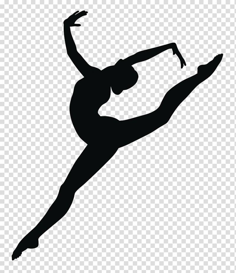 Gymnastics clipart beam black vector black and white download Gymnastics Balance beam Black and white , Dance Silhouette ... vector black and white download