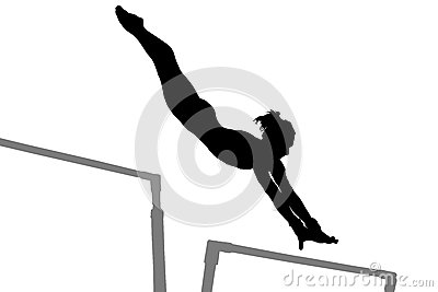Gymnastics clipart silhouette vault clipart library download 17 Best images about Gymnastics on Pinterest | Clip art ... clipart library download