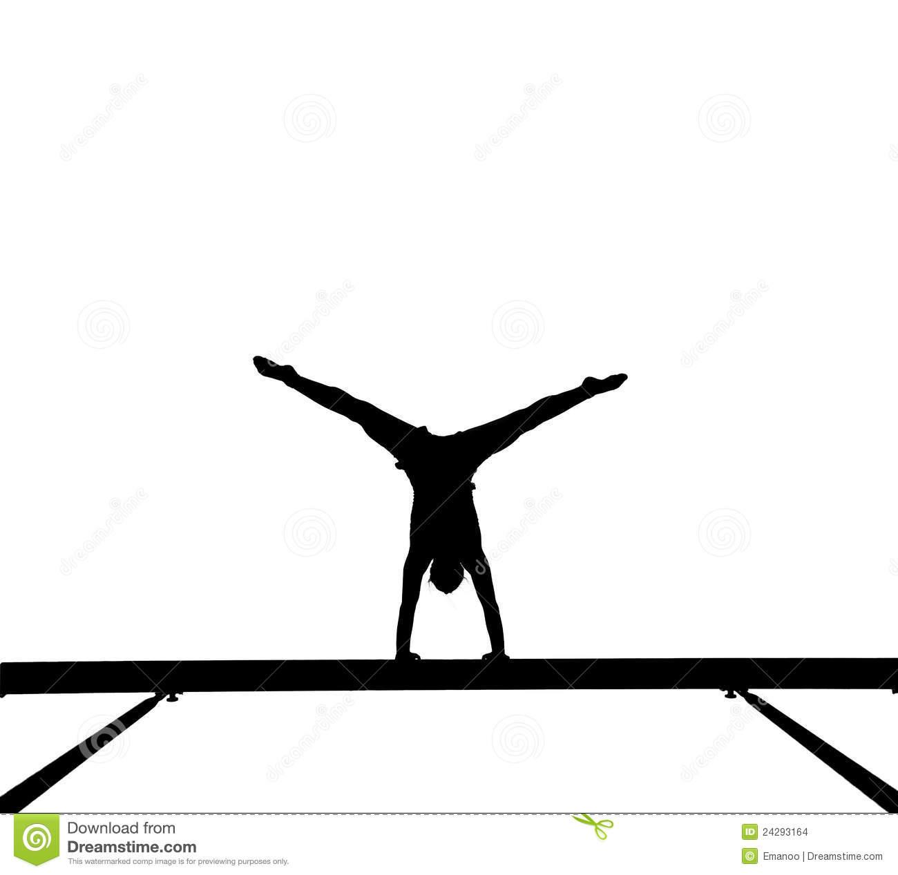 Gymnastics clipart silhouette vault banner royalty free Gymnastics Clipart Silhouette Vault | Clipart Panda - Free Clipart ... banner royalty free