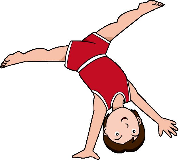 Tumbling turkey clipart jpg free stock Gymnastics clipart vault - ClipartFest jpg free stock