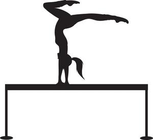Gymnastics vault clipart vector black and white library Gymnastics vault clipart - ClipartFest vector black and white library