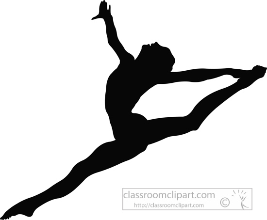 Gymnasticsn clipart svg library stock 8+ Gymnastics Clipart | ClipartLook svg library stock