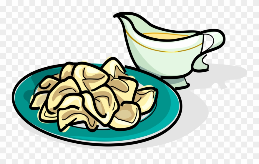 Gyoza clipart png transparent library Dumpling Clipart Transparent - Png Download (#611980) - PinClipart png transparent library