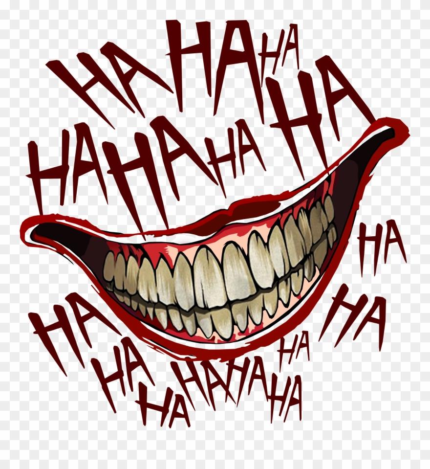 Ha clipart image freeuse stock Haha Png - Joker Hoodie Ha Ha Ha Clipart (#1816801) - PinClipart image freeuse stock