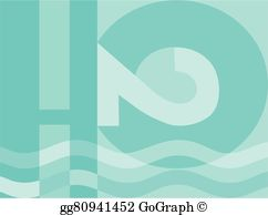 H20 clipart picture royalty free download H20 Clip Art - Royalty Free - GoGraph picture royalty free download