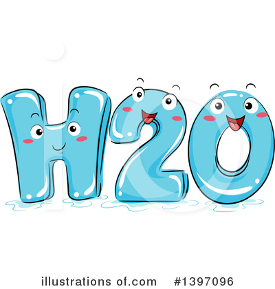 H20 clipart banner stock H20 Clipart #1069647 - Illustration by Andrei Marincas banner stock