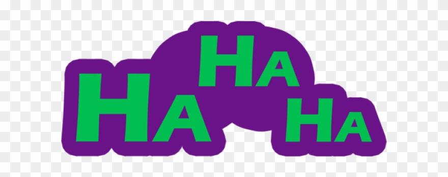 Ha ha ha clipart image transparent download Joker Clipart Haha - Ha Ha - Png Download (#1504617) - PinClipart image transparent download