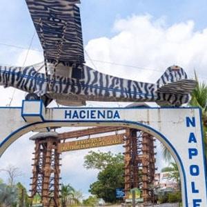 Hacienda napoles clipart graphic transparent download Hacienda Nápoles ▷ Guía para turistas en 2019 graphic transparent download