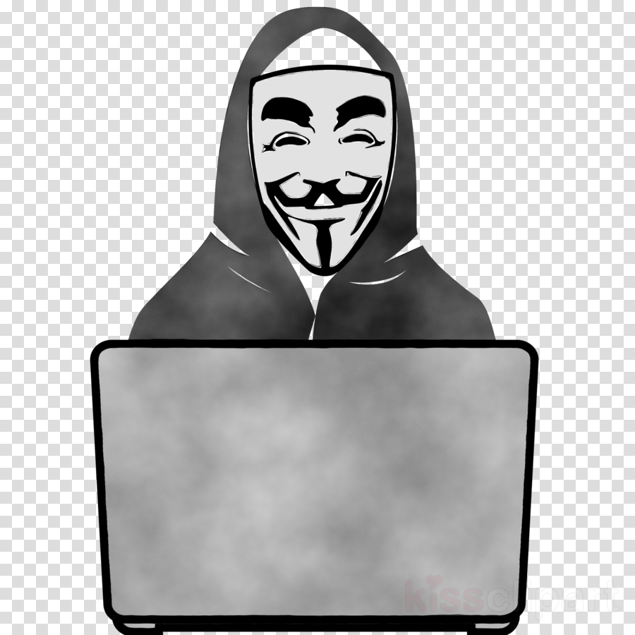 Hacker cliparts jpg black and white download Hat Cartoon clipart - Illustration, Technology, Laptop, transparent ... jpg black and white download