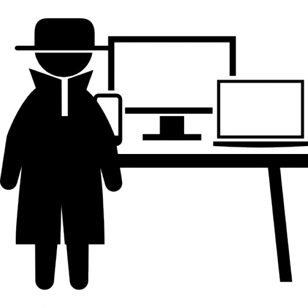 Hacker cliparts svg freeuse Hacker PNG Free Transparent Hacker.PNG Images. | PlusPNG svg freeuse