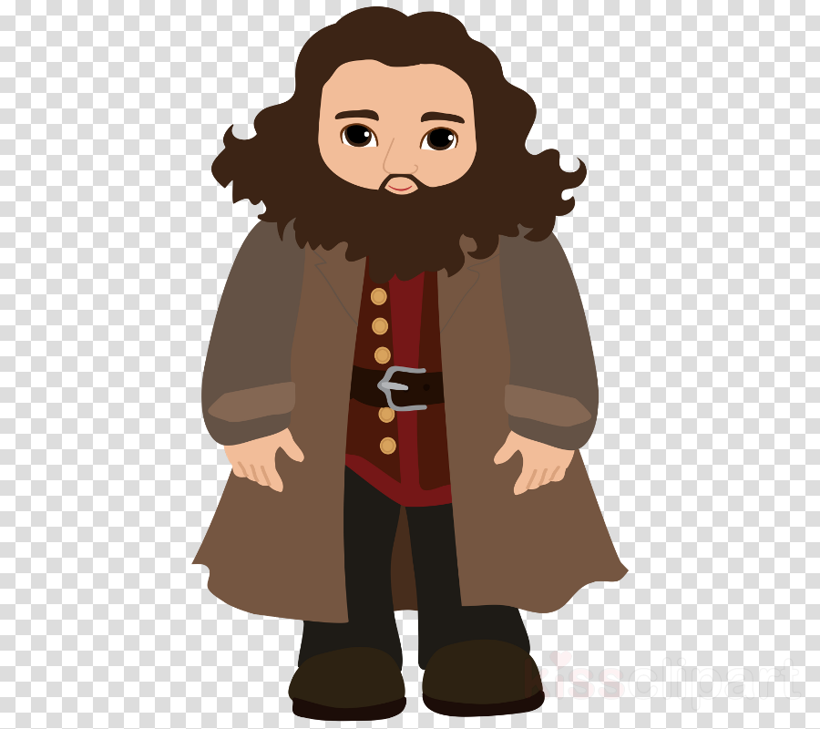 Hagrid clipart clipart black and white library Rubeus Hagrid, Fictional Universe Of Harry Potter, Professor Albus ... clipart black and white library