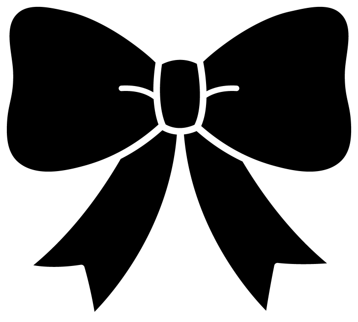 Hair bow clipart free image free stock Free Cheer Bow Cliparts, Download Free Clip Art, Free Clip Art on ... image free stock