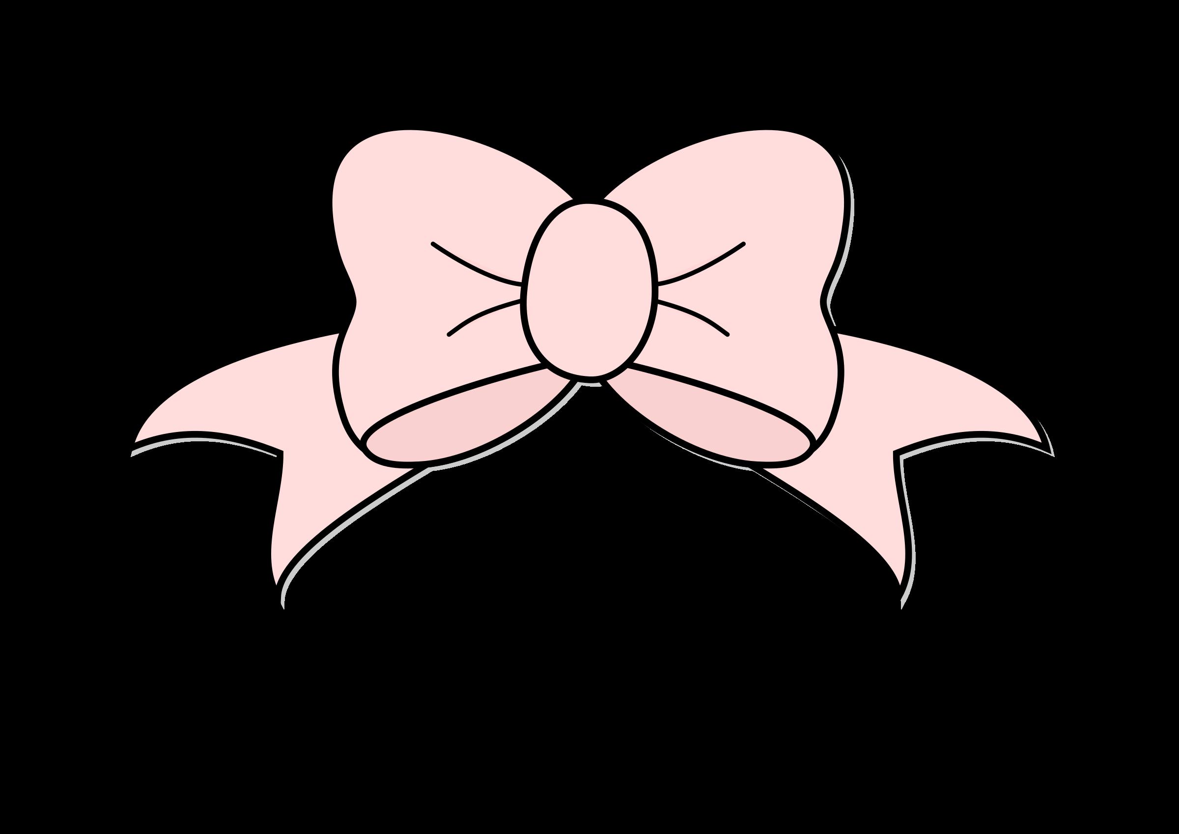 Cartoon ribbon clipart svg free stock Hair Bow Clipart | Free download best Hair Bow Clipart on ClipArtMag.com svg free stock