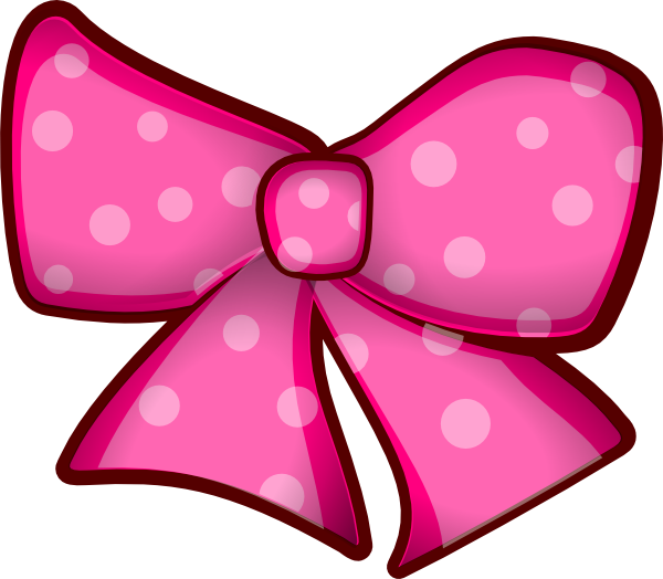 Hair bow clipart free clipart royalty free download Minnie Mouse bow clip art | Pink Bow clip art - vector clip art ... clipart royalty free download