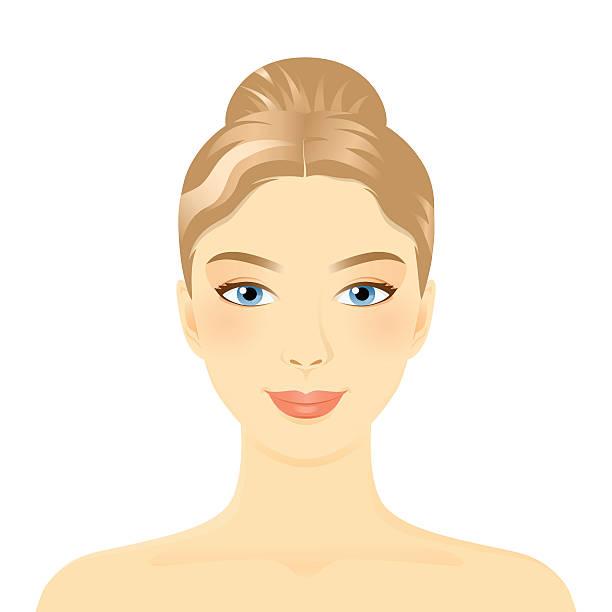 Hair bun clipart graphic freeuse download Hair bun clipart 7 » Clipart Station graphic freeuse download