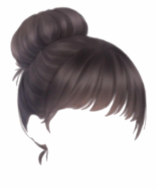 Hair bun clipart banner transparent Png Image Meatballhead - Transparent Background Hair Bun Png Free ... banner transparent