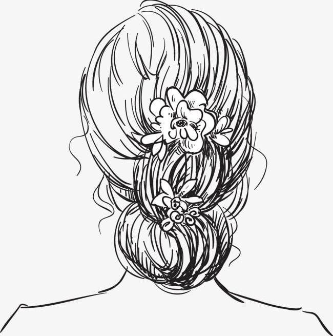 Hair bun clipart vector library library Bride Plate Hair PNG, Clipart, Back, Bride, Bride Clipart, Bride ... vector library library