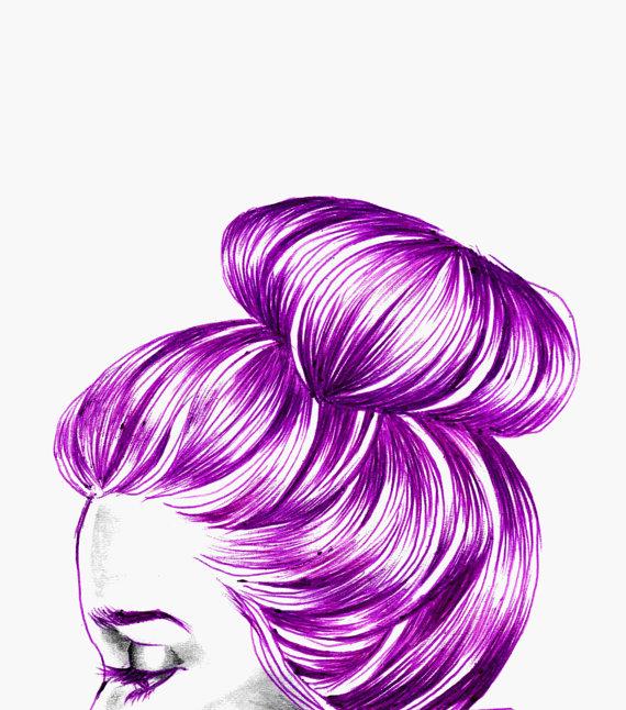 Hair bun clipart banner download Hair Bun Cliparts - Cliparts Zone banner download