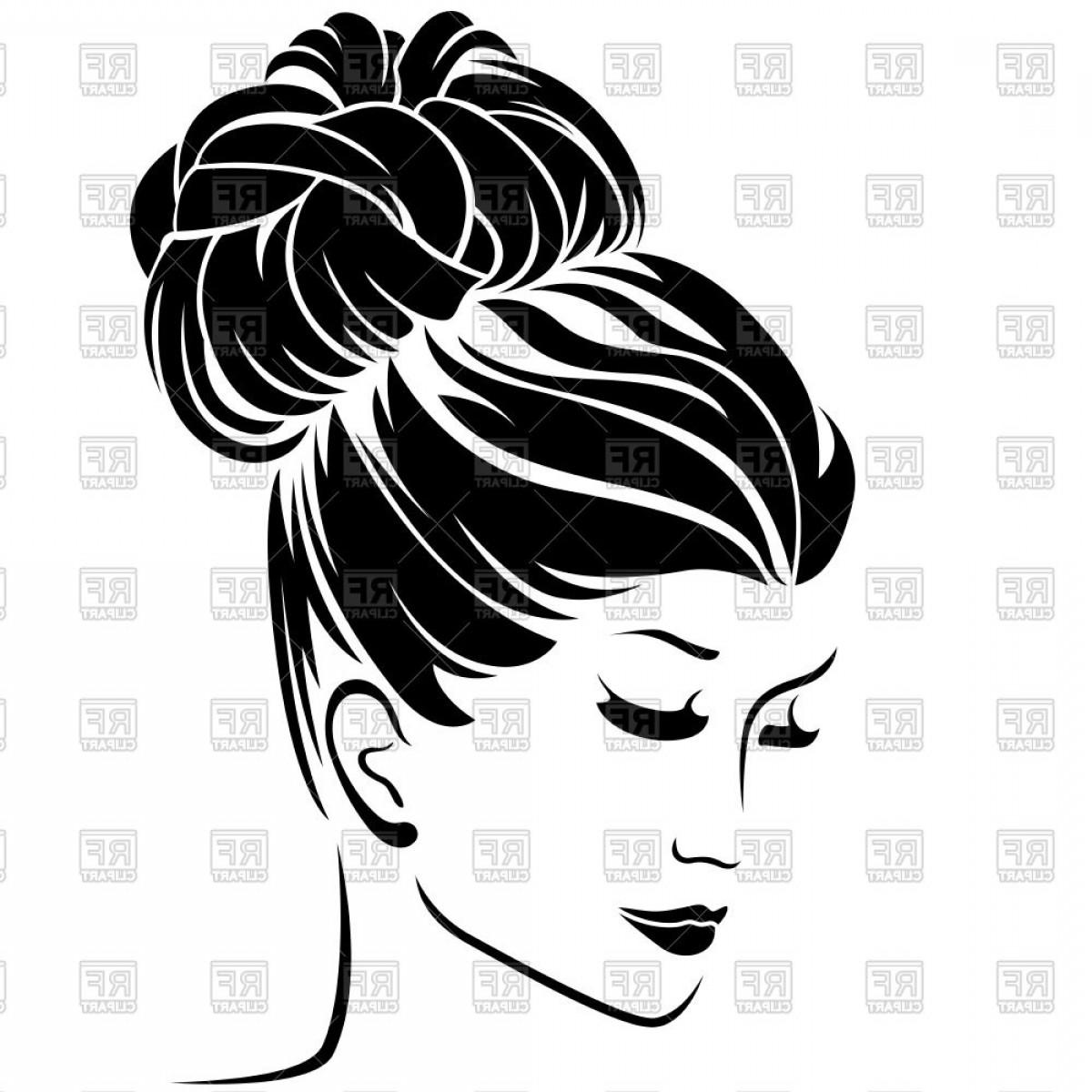 Hair bun clipart banner free library Hair bun clipart 8 » Clipart Station banner free library