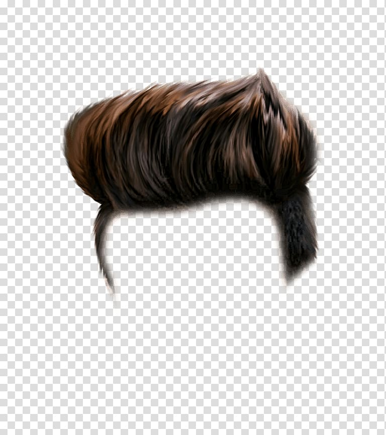 Hair clipart cb svg free download Brown hair illustration, PicsArt Studio editing, Cb Editing ... svg free download