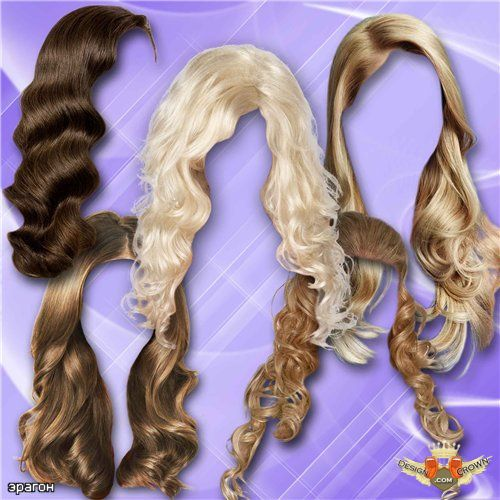 Hair clipart for photoshop clip art royalty free Clipart for photoshop hair - long hair clip art royalty free