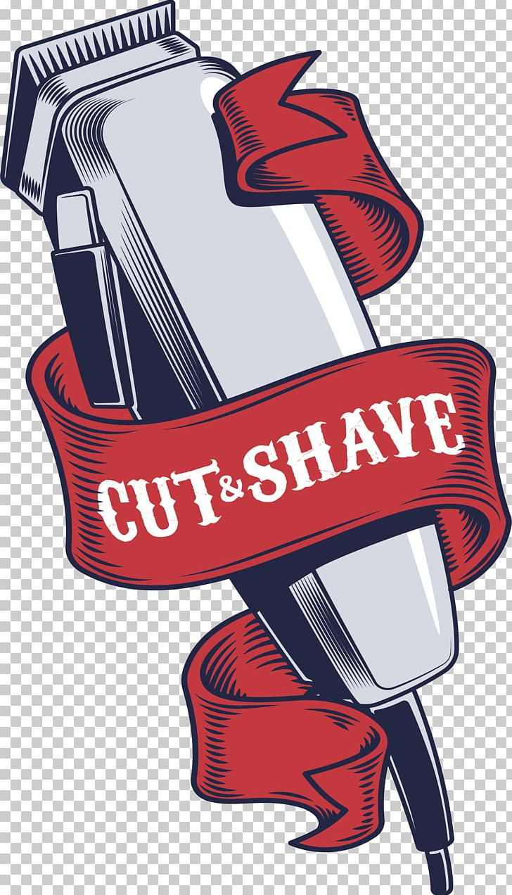 Hair clipper clipart image black and white library Hair Clipper Shaving Hairstyle PNG, Clipart, Black Hair, Design ... image black and white library
