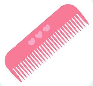 Hair comb clipart jpg transparent Free Comb Hair Cliparts, Download Free Clip Art, Free Clip Art on ... jpg transparent