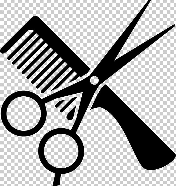 Hair comb over clipart black and white svg black and white Comb Hairstyle Hairdresser Cutting Hair PNG, Clipart, Barber, Beauty ... svg black and white
