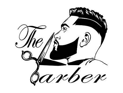 Hair style men clipart picture stock Amazon.com: Yetta Quiller Men Beard Hairstyle Barber Grooming ... picture stock
