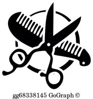 Hair stylist clipart png download Hair Stylist Clip Art - Royalty Free - GoGraph png download